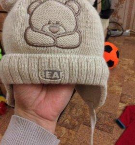 Продам шапку детскую