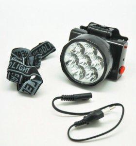 Налобный фонарь Xingli XL-136 ✅