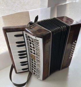 Детский аккордеон «Малыш» СССР