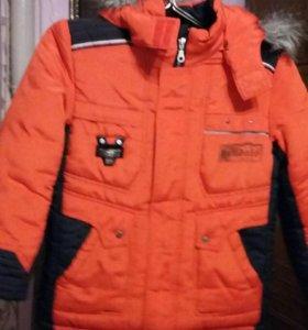 лыжный  зимний костюм