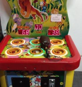 Детские развлекательные аппараты