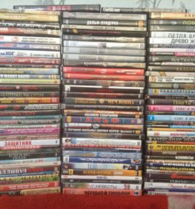DVD- диски.