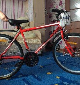 Велосипед новый с магазина