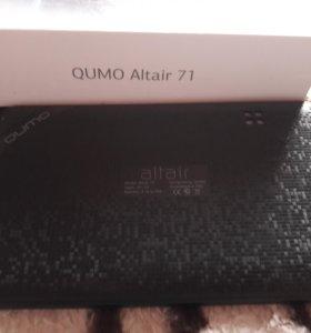 Qumo Altair 71. Планшет без сим