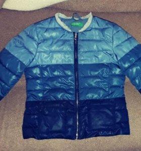 Демисезонная курточка Benetton