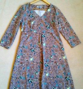 Платье для беременных и кормящих Tutta Mama, р44