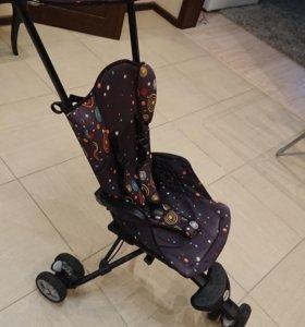 Детская коляска трость Geoby D888