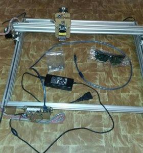 Лазерный гравировщик с ЧПУ 2.5mw