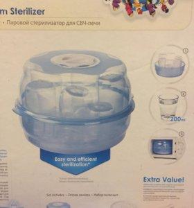 Стерилизатор для детских бутылочек.