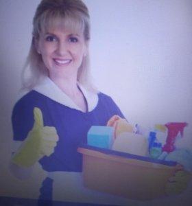 Уборщица в хостел