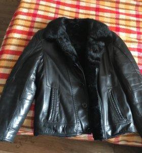 Куртка мужская зимняя(натуральная )