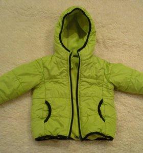 Утепленная куртка babygo 86-92