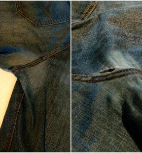 Подшив одежды, несложный ремонт.