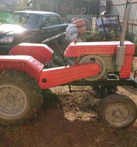 Продажа трактора китайского