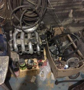 Мотор ВАЗ 2112 16 клапанный