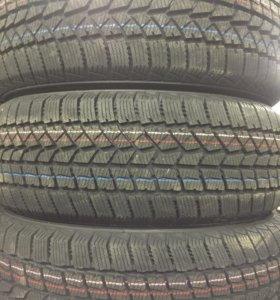 Новые зимние шины 215/55 r17