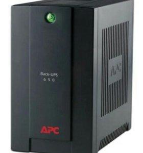 Интерактивный ИБП APC by Schneider Electric Back-U