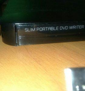 Внешний DVD