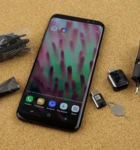 Samsung Galaxy s8 + Samsung gear 2s