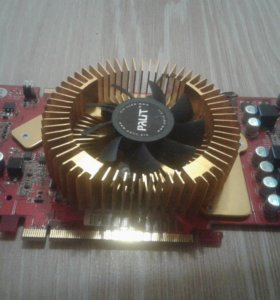 GeForce 9600 GT 256 bit
