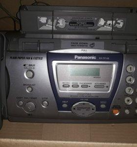 Panasonic факс