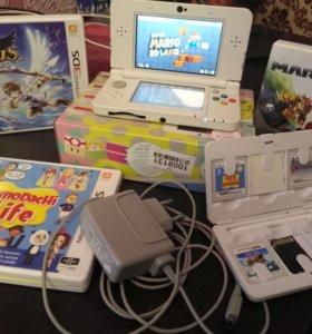NEW Nintendo 3DS + допы