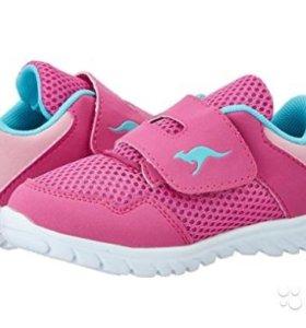 Кроссовки для девочки kangaroos размер 23