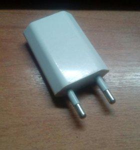 Зарядное устройство на iphone
