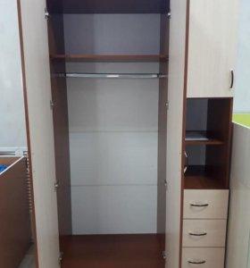 Шкаф для одежды и пенал