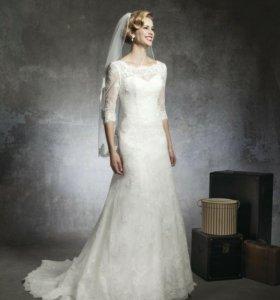 Новые свадебные платья оптом.