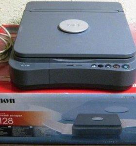 Ксерокс canon fc128