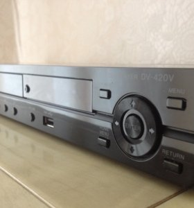 DVD Pioneer DV-420V.Состояние нового.Косметика 5.