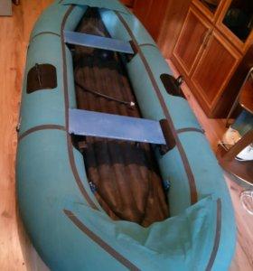 Надувные лодка