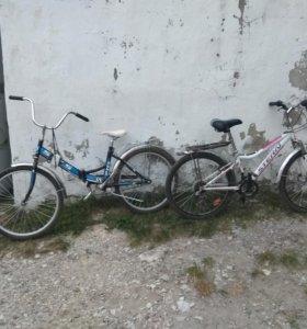 Продам велосипеды stels и stern цена договорная