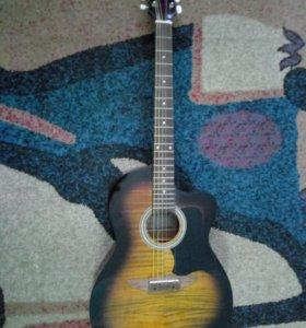 Гитара. Без 1 струны
