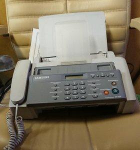 Факс телефон Samsung sf 360