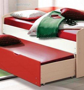 Кровати новые в упаковке