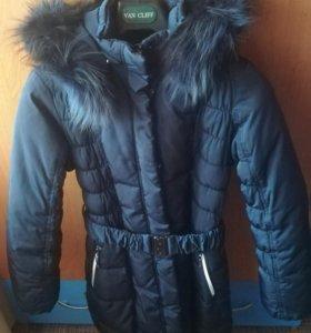 Зимнее пальто RM Kids на девочку