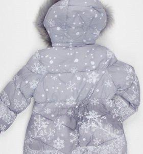 Зимнее пальто Arista 122