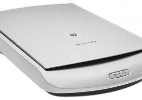 HP ScanJet 2400 Отлично сканирует изображения