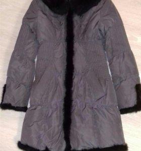 Пуховик(куртка) зимний