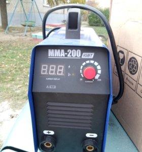 Сварочный аппарат инвектор200а