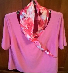 Блузка и костюм 2-ка