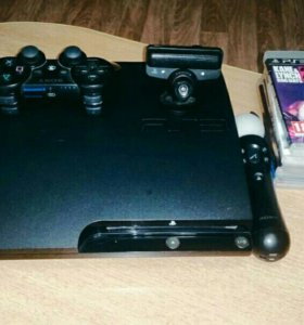 Sony Play Station 3 (PS3 Slim)