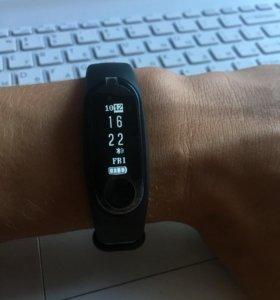 Фитнес Браслет Xiaomi Mi Band 3 Копия с гарантией