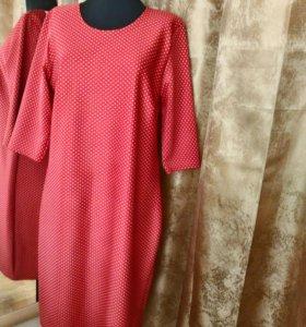 Платье Размеры 50,52,54