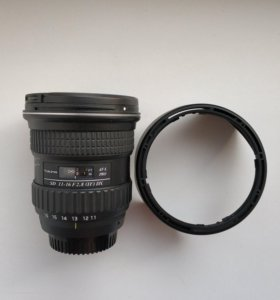 Tokina AT-X 11-16 mm f/2.8 Nikon F