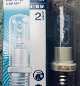 Продам галогенные лампы с цоколем Е27