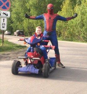 spiderman, человек паук