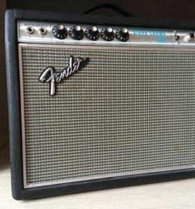 1968 Fender Vibro Champ Drip Edge (США, винтаж)